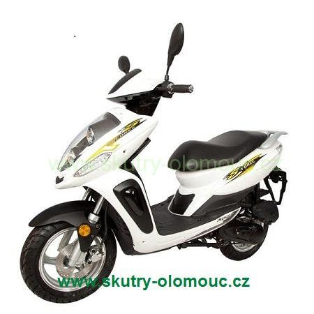 LIFAN S-FORCE 125  4T 125ccm - VYPRODÁNO