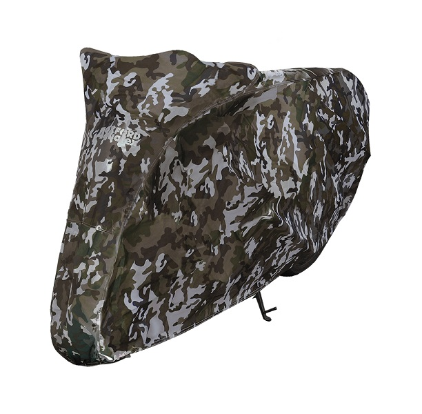 Moto plachta Oxford Aquatex  Camo